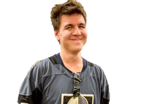 King James Holzhauer